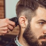 coiffure homme tondeuse